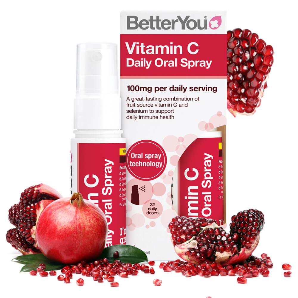 Kategorija: Vitamin C, prehranska dopolnila. Sitis, BetterYou.