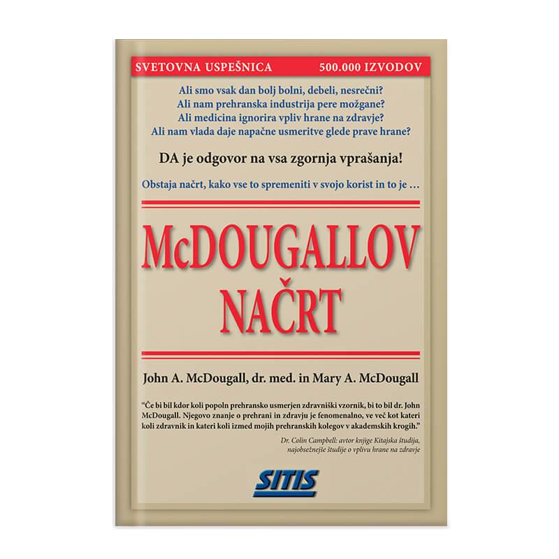 John A. McDougall. dr. med. in Mary A. McDougall: McDougallov načrt