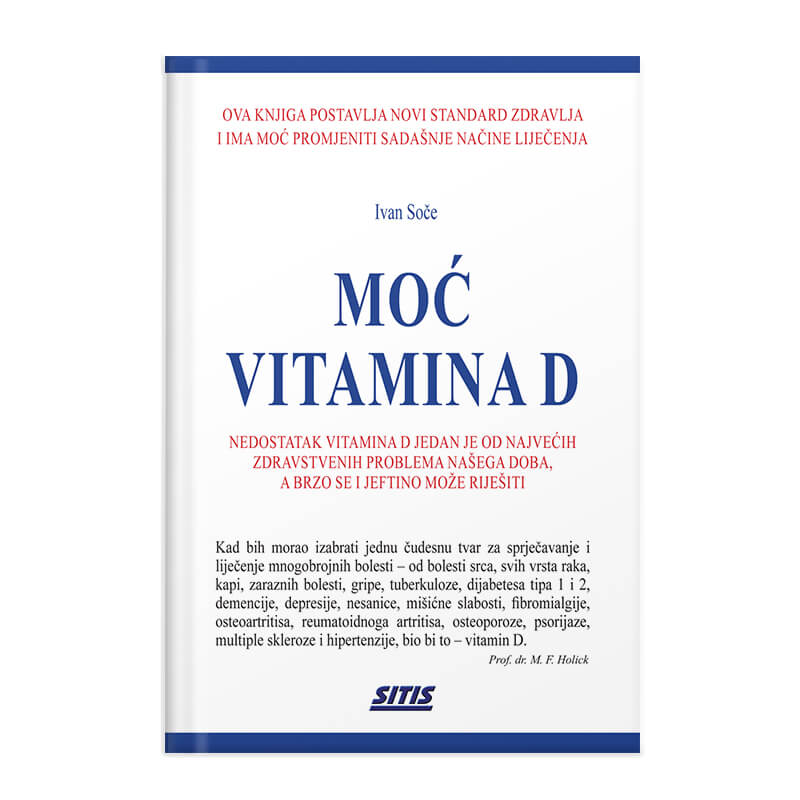 Ivan Soče: Moć vitamina D, hrvaški jezik
