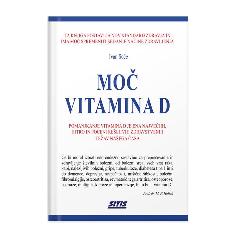Ivan Soče: Moč vitamina D, slovenski jezik