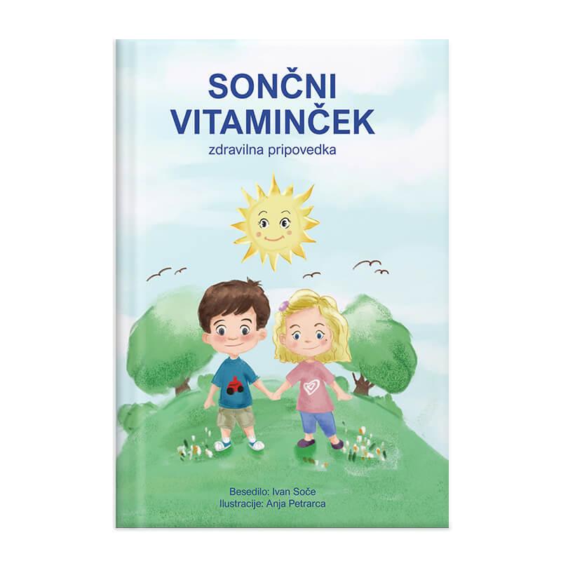 Ivan Soče: Sončni vitaminček, zdravilna pripovedka