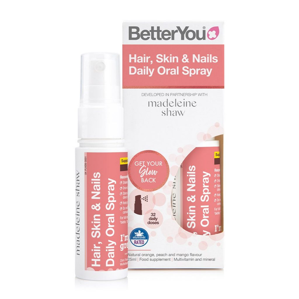 BetterYou Hair, Nail & Skin