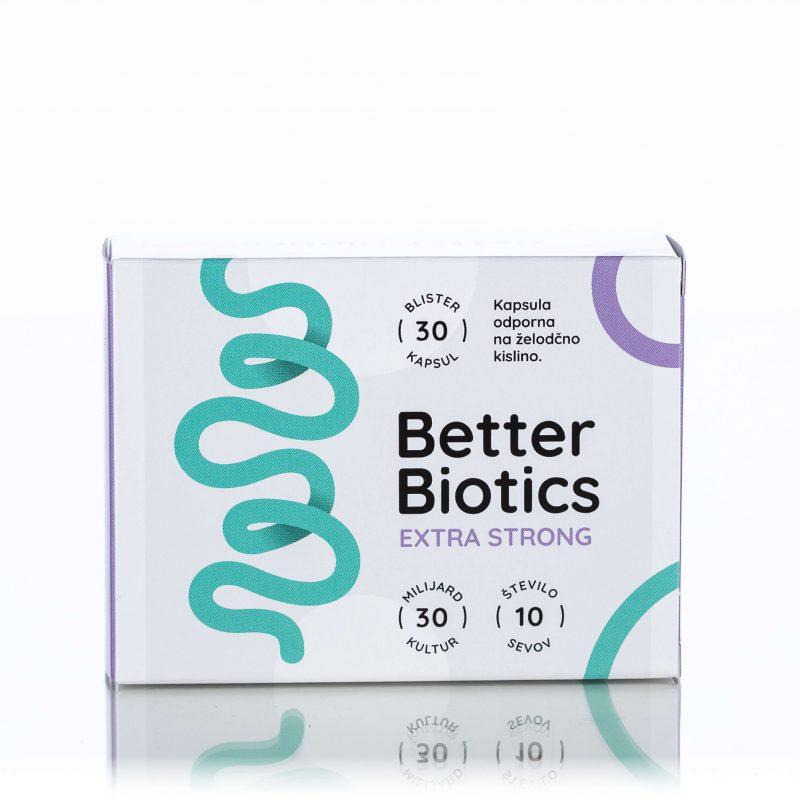 Better Biotics Extra Strong