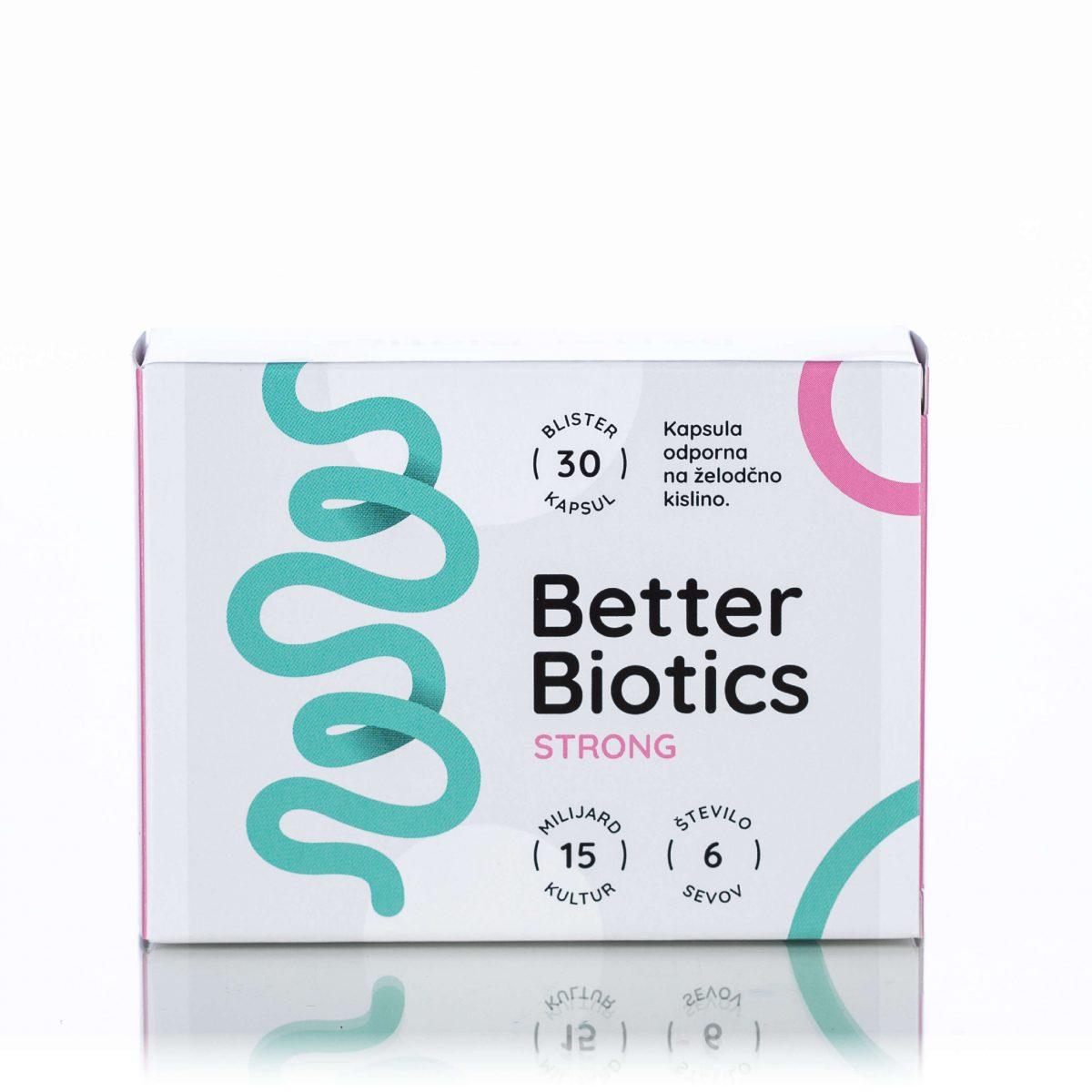 Better Biotics Strong